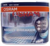 OSRAM Night Breaker Plus H 1 (Duo-Box)
