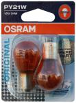 10 OSRAM Blinklicht orange