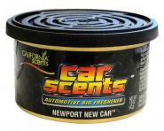 """4 California Car Scents """"Newport New Car"""""""