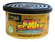 "4 California Car Scents ""Golden State Delight"""