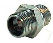 Ermetoverschraubung, Stahl verzinkt