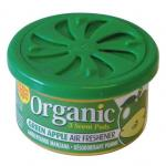 "4 Organic Scent Pad ""Green Apple"""
