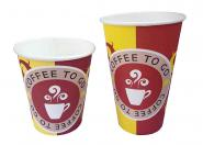 "Kaffeebecher ""Coffee to go"", Slim-Version, 0,2 l bzw. 0,3 l (1.000 Stück)"
