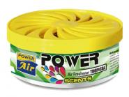 "4 Power Scents Duftdosen ""Tropical"""