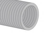 Saugerschlauch, NW 40, grau (verschiedene Längen)