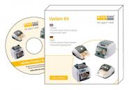 Update-Kit für Banknotenzählmaschinen (bei Gerätekauf vor dem 01.01.2014)