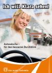 """Plakat """"Autowäsche"""""""