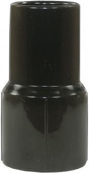 Schlauchmuffe, NW 38/40, starr, Gummi schwarz