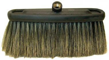 Flächen-Waschbürste, ca. 92 mm Borstenlänge, mit Deckel