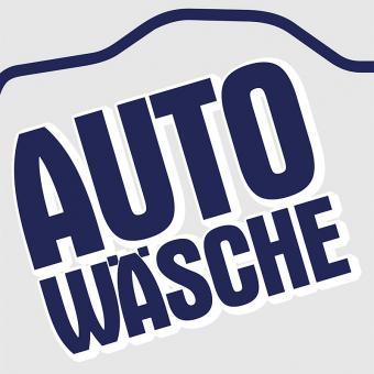 """Fahne """"Autowäsche"""" (1 Motiv)"""
