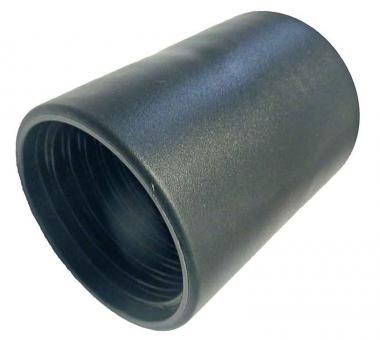 Schlauchverbinder, NW 50, Gummi schwarz