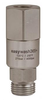 "easywash365+ Drehgelenk 1/4"" IG - M18 AG"