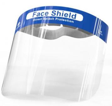 5 Gesichtsschutz/Spuckschutz