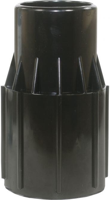 Schlauchmuffe, NW 50, starr, Gummi schwarz
