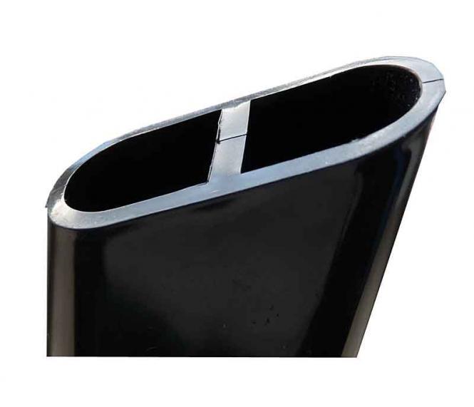 Fugendüse, NW 40, Länge: 350 mm, mit Einsaugschutz 1 Stück