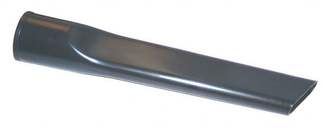 Fugendüse, NW 50, Länge: 370 mm, mit verstärkter Spitze, schwarz