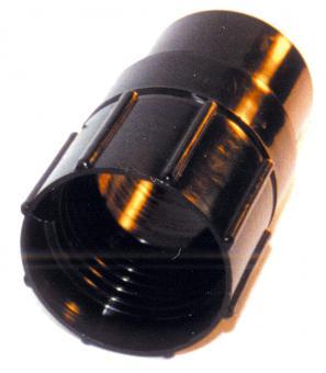Schlauchmuffe, NW 50, drehbar, schwarz
