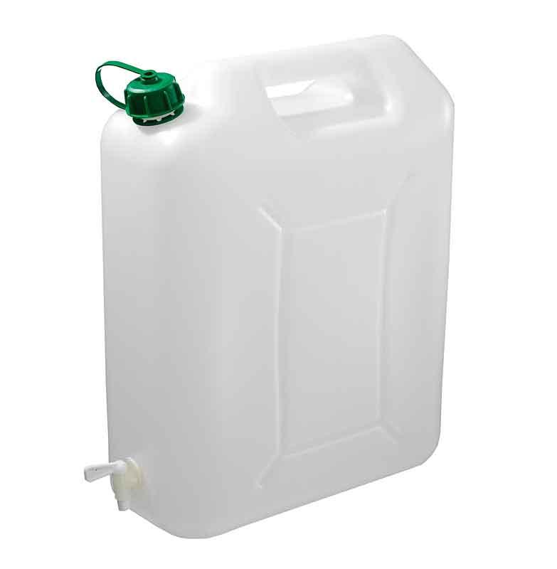 Witas B2b Shop Wasserkanister 20 Liter Mit Auslaufhahn Online